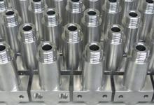 Seriefertigung aus Aluminium